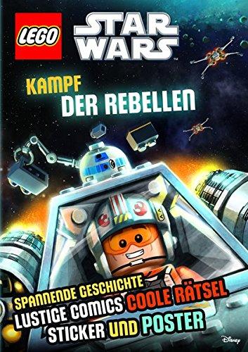 LEGO® Star Wars(TM) Kampf der Rebellen: mit Sticker und Poster