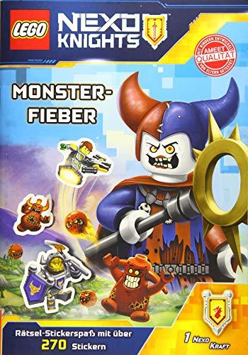9783946097259: LEGO® Nexo Knights(TM) Monsterfieber