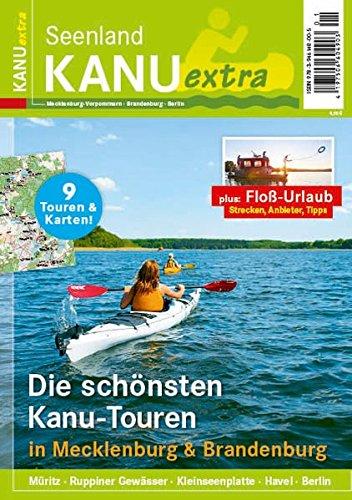 9783946148005: Seenland KANUextra: Seenland - Das Reisemagazin für Urlaub am Wasser