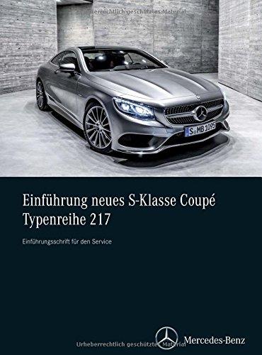 9783946152026: Einf�hrung neues S-Klasse Coup�