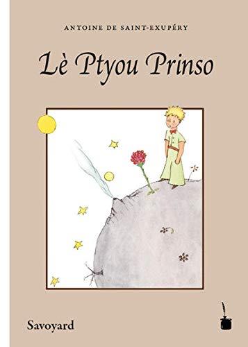 9783946190066: Lè Ptyou Prinso