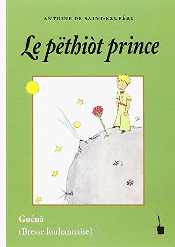 9783946190790: Le pëthiòt prince