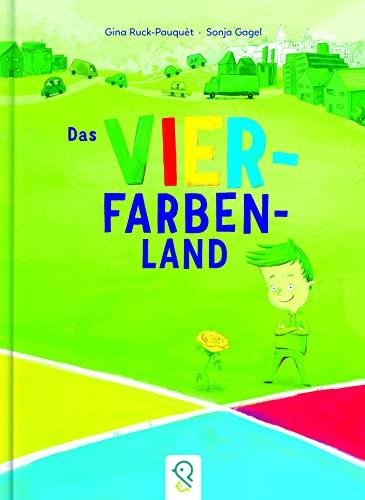 9783946360032: Das Vier-Farben-Land