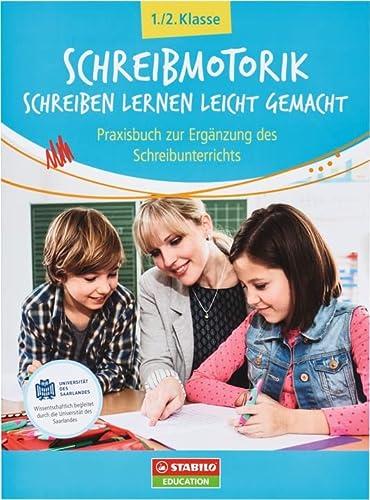 9783946508090: Schreibmotorik: Schreiben lernen leicht gemacht: Praxisbuch zur Ergänzung des Schreibunterrichts