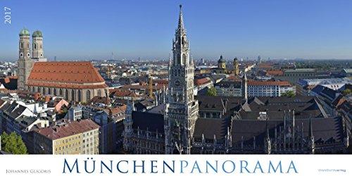 9783946523208: München Panorama 2017: Panoramakalender