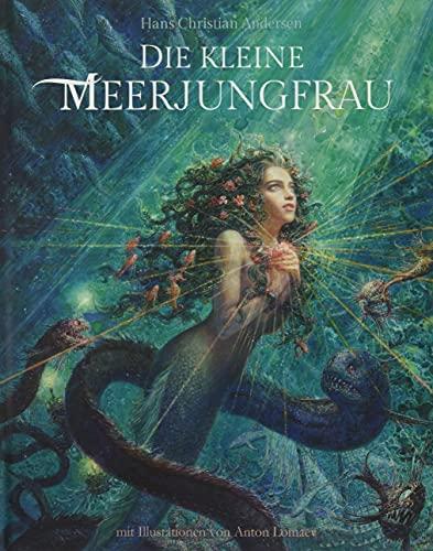 Die kleine Meerjungfrau: Unendliche Welten (Hardback): Hans Christian Andersen