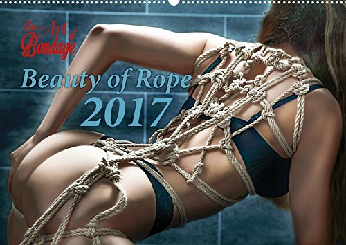 9783946768036: Fine Art of Bondage - Beauty of Rope - Calendar 2017