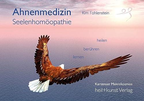 9783946812005: Ahnenmedizin und Seelenhomöopathie: Kartenset Makrokosmos. 108 Karten mit Begleitbuch