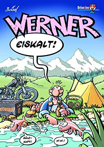 Werner Band 4 : Eiskalt!