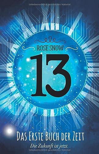 13 - Das erste Buch der Zeit Cover