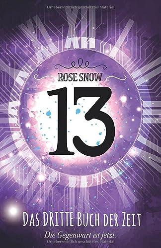 13 - Das dritte Buch der Zeit Cover