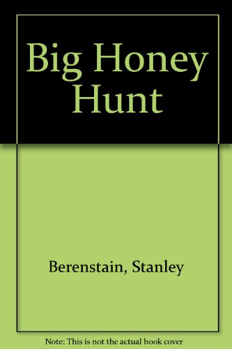 9783948002817: Big Honey Hunt