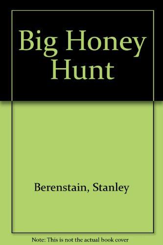 9783948002817: Big Honey Hunt