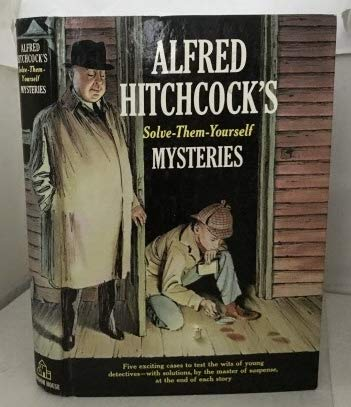 9783948124250: Alfred Hitchcock's Solve Them Yourself Mysteries