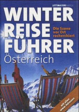 9783950087345: Winterreiseführer Österreich