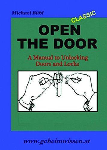 9783950171983: Open The Door
