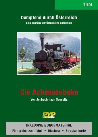 9783950178463: Die Achenseebahn - Von Jenbach nach Seespitz [Alemania] [DVD]