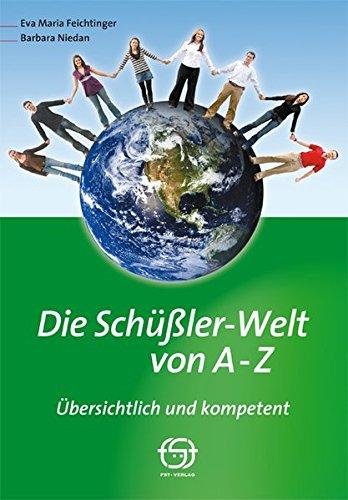 9783950214857: Die Schüßler-Welt von A - Z: Übersichtlich und kompetent