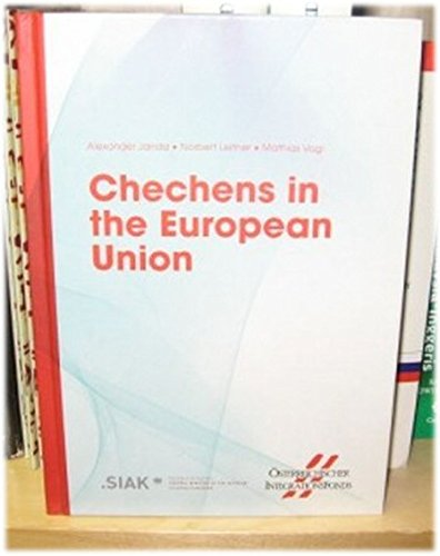 9783950251913: Chechens in the European Union
