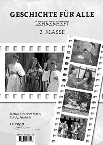 Geschichte für alle 2 - Lehrerheft: Elisabeth;Schreiner Monyk