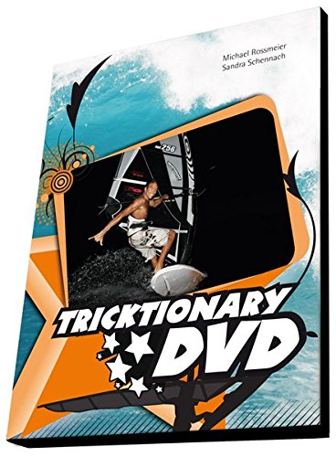 9783950277647: Tricktionary DVD - The ultimate winsurfing instructional movie