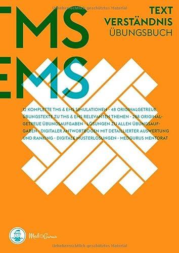 9783950333206: Hetzel: Textverständnis im EMS u. TMS/Übungsbuch