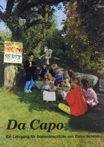 9783952039335: Da capo Band 1: für Sopranblockflöte