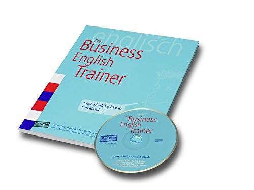 9783952144251: Der Business English Trainer, m. Audio-CD
