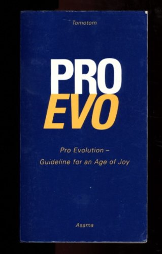 Pro Evolution: Guideline for an Age of: Stiftung, Tomotom