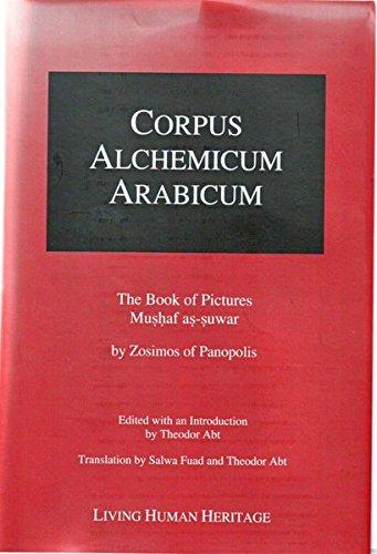 Corpus Alchemicum Arabicum II.2: Zosimos of Panopolis