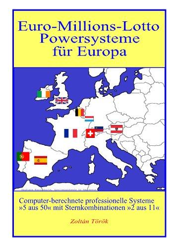 9783952296097: Euro-Millions-Lotto Powersysteme für Europa