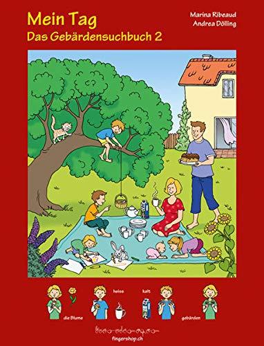 9783952317167: Das Gebärdensuchbuch, m. 1 DVD. Bd.2