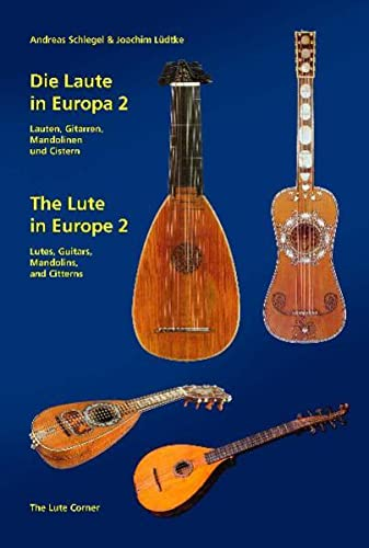 9783952323212: Die Laute In Europa 2