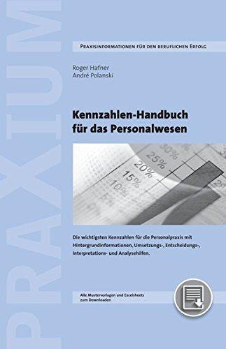 Kennzahlen-Handbuch für das Personalwesen: Roger Hafner
