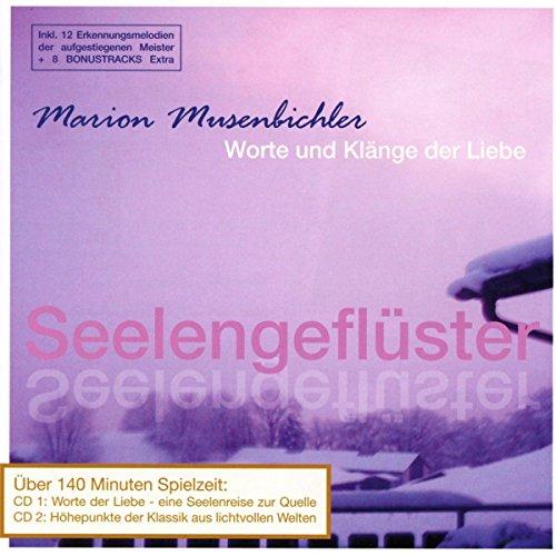 9783952327821: Seelengeflüster - Worte und Klänge der Liebe. 2 CDs: Seelenreise zur Quelle, Lichtgeburt (Text). Erkennungsmelodien der aufgestiegenen Meister (Klassik) (Livre en allemand)