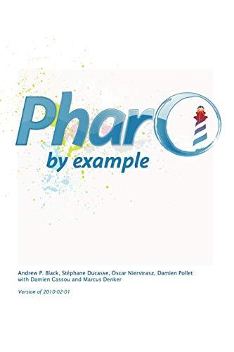 Pharo by Example: Oscar Nierstrasz