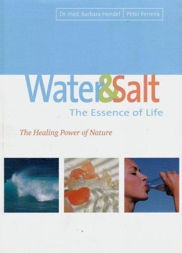 9783952339008: Water & Salt
