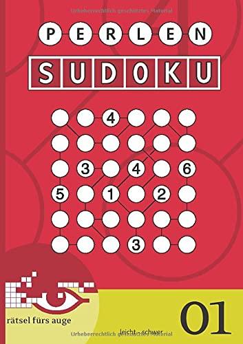 Perlen-Sudoku 01: Küng Verlags AG