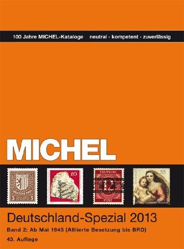 9783954020539: MICHEL-Katalog-Deutschland-Spezial 2013 Band 2