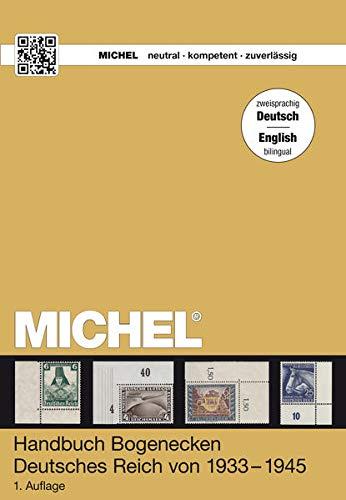 9783954020621: MICHEL-Katalog-Bogenecken Deutsches Reich