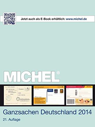MICHEL-Katalog-Ganzsachen Deutschland 2014: Schwaneberger Verlag