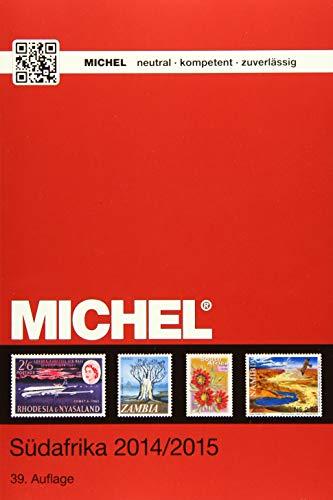 MICHEL-Überseeatalog Südafrika 2014/15 Band 2 (ÜK 6/2)