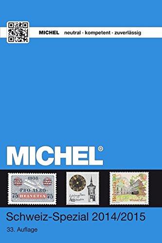 9783954021024: MICHEL-Schweiz-Spezial Katalog 2014/2015. MICHEL-LBK Liechtenstein-Spezial 2014/2015. 2 Bände