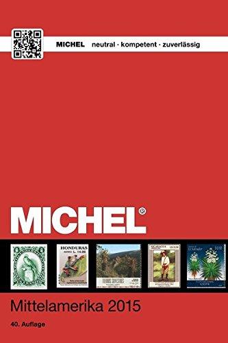 MICHEL-Katalog Mittelamerika ÜK 1/2