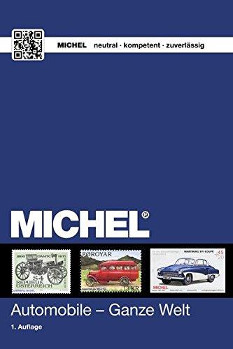 MICHEL-Motivkatalog Automobile - Ganze Welt