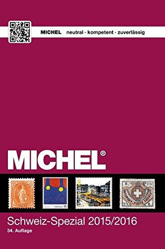 MICHEL-Katalog Schweiz-Spezial im Set mit: LBK Liechtenstein Spezial 2015/2016