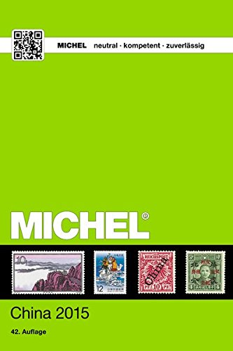 MICHEL-Katalog China (ÜK 9/1)