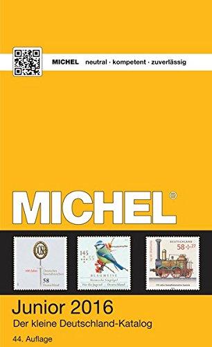 9783954021369: MICHEL-Junior-Katalog 2016