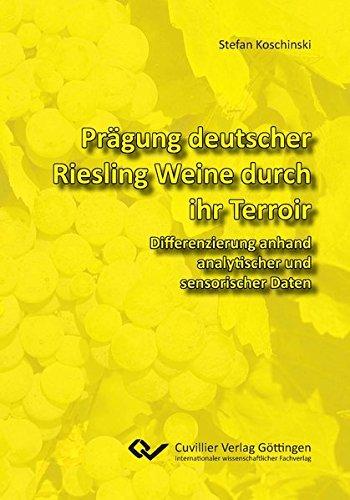Prägung deutscher Riesling Weine durch ihr Terroir: Stefan Koschinski