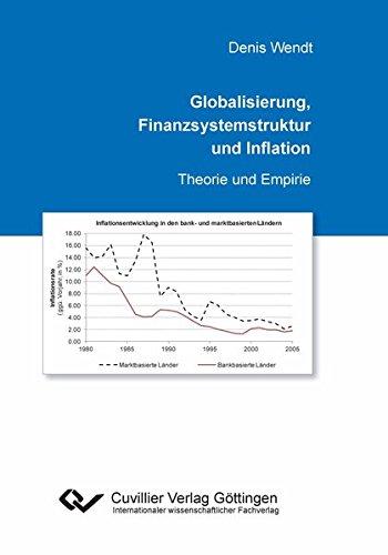 Globalisierung, Finanzsystemstruktur und Inflation: Denis Wendt
